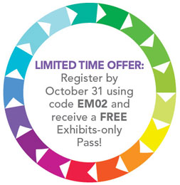 NABSHOW FREE EXHIBITS PASS CODE