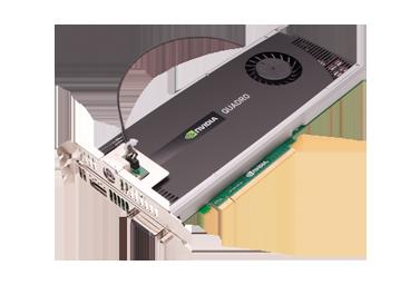 NVIDIA Quadro 4000 for MAC