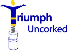 Triumph Uncorked log