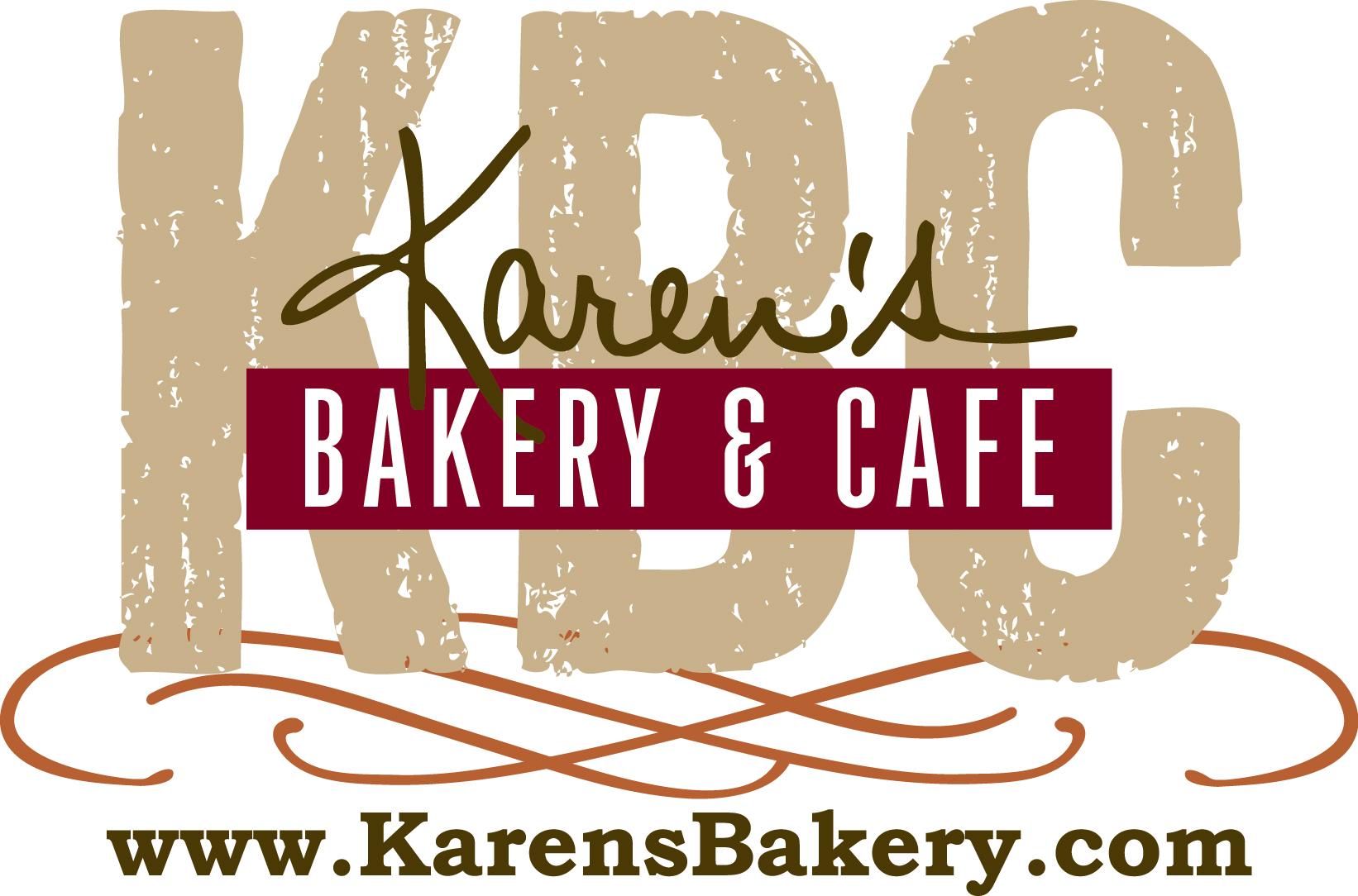 Karens Bakery logo