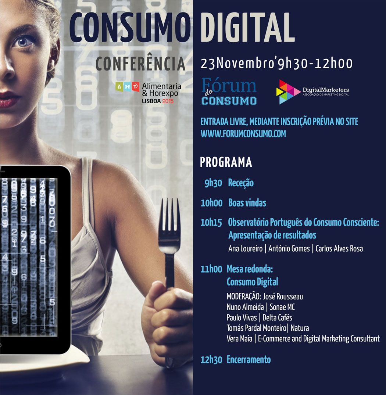 Consumo Digital - Programa