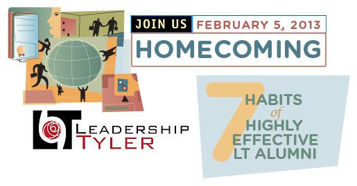 Homecoming 2013 for Leadership Tyler Alumni