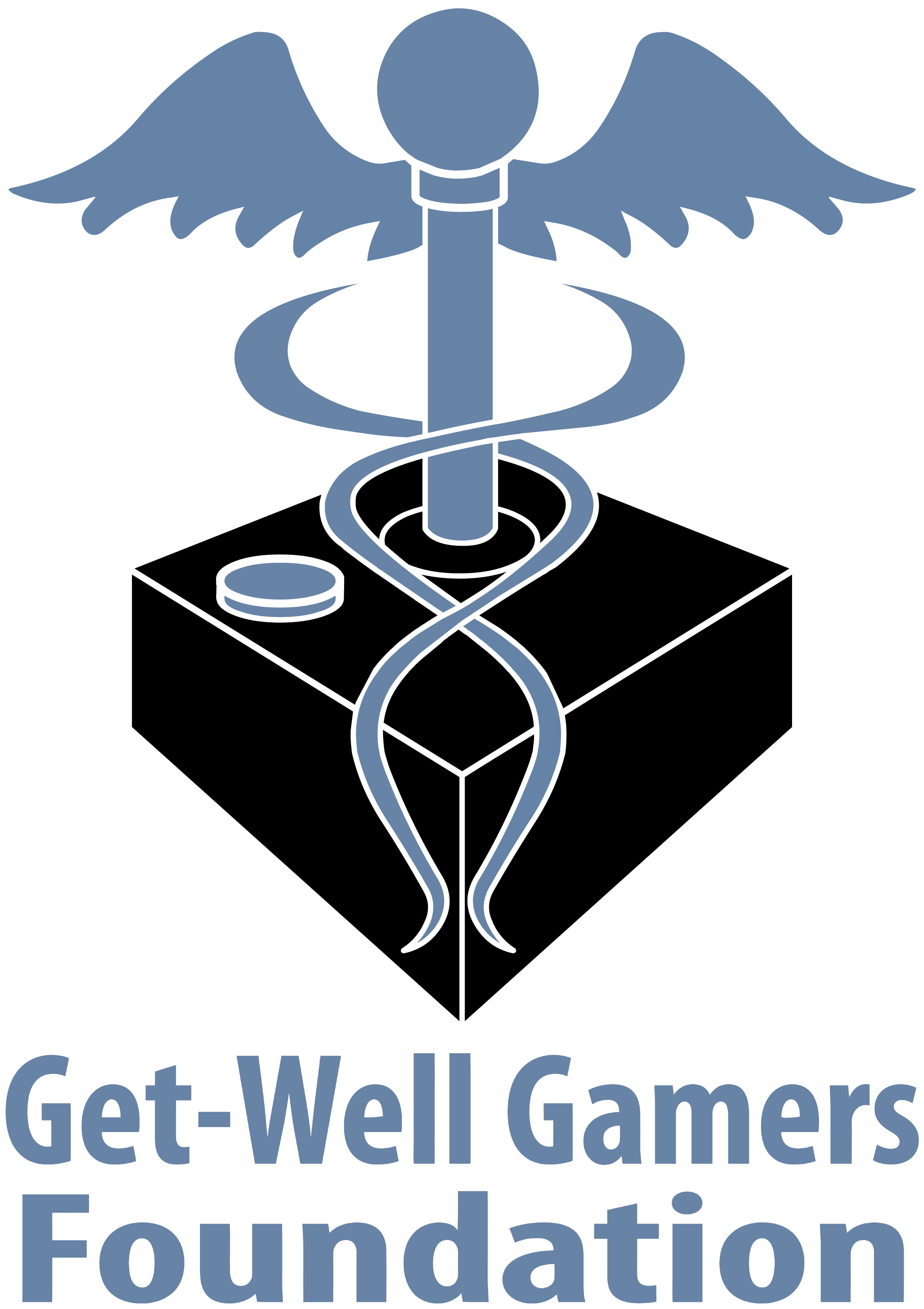 Get Well Gamers logo
