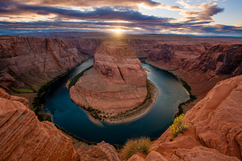 Horseshoe Bend photo workshop page