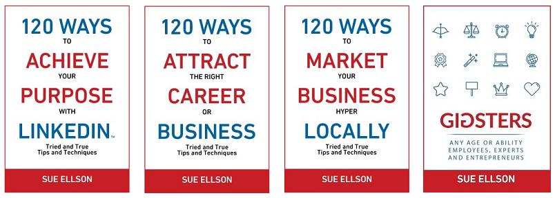 Sue Ellson Author Books Published