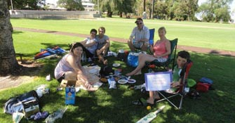 Christmas Day Picnic Lunch Perth