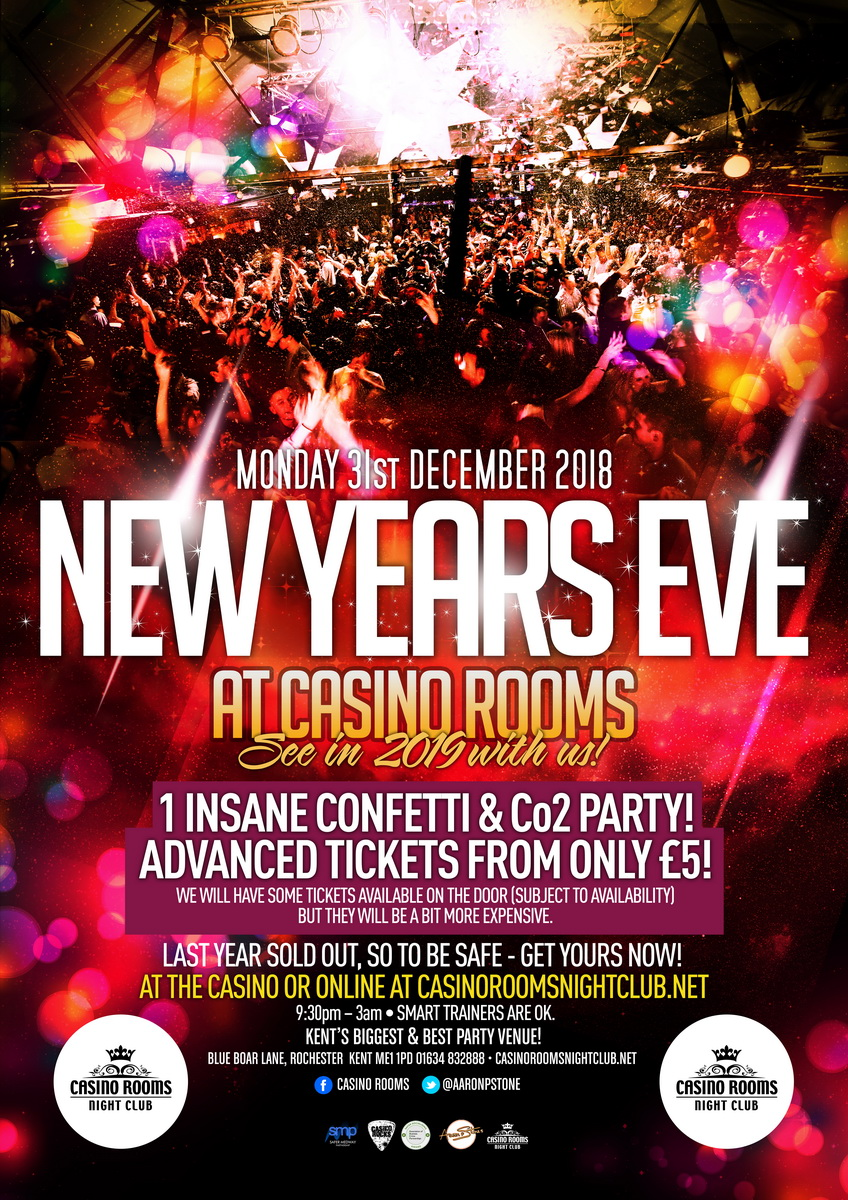Casino Rama New Years Eve Party