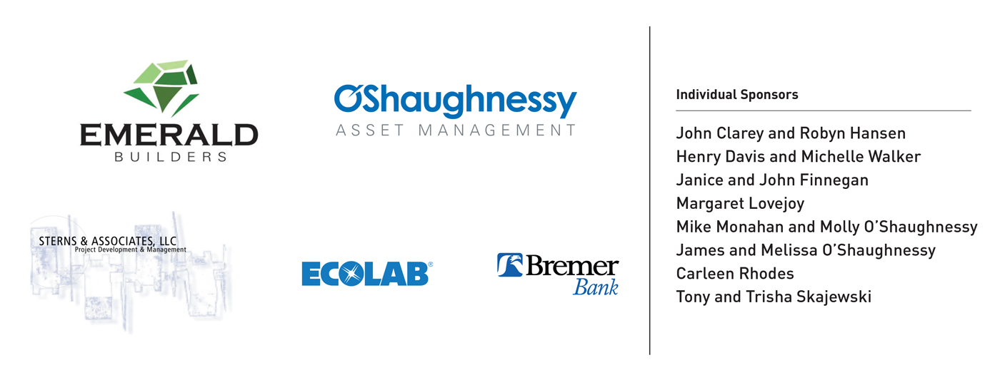 Thank you event sponsors!