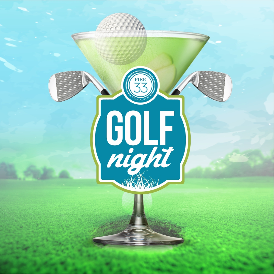 premier golf night party at pier 33 wilmington 5 may 2017. Black Bedroom Furniture Sets. Home Design Ideas