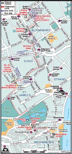 Bentham Walk