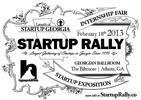 Startup Rally logo