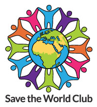 Save the World Club logo