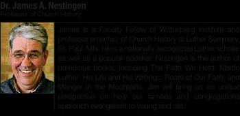 Dr. James Nestingen
