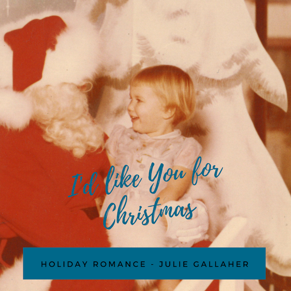 Christmas Music CD - Julie Gallaher I'd Like You for Christmas