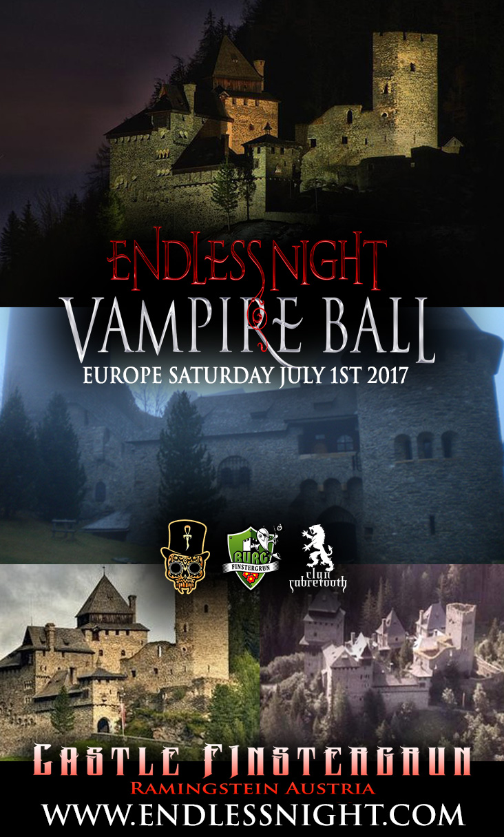Endless Night: European Vampire Ball 2017