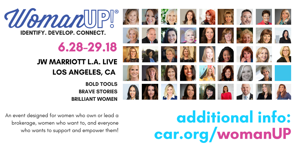 WomanUP!® Speakers 2018