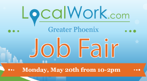 Free Career Fair | Phoenix Job Fairs 2013 | LocalWork.com