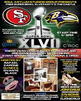 The Sas Atl Castle's SuperBowl Sunday Pre-Game...