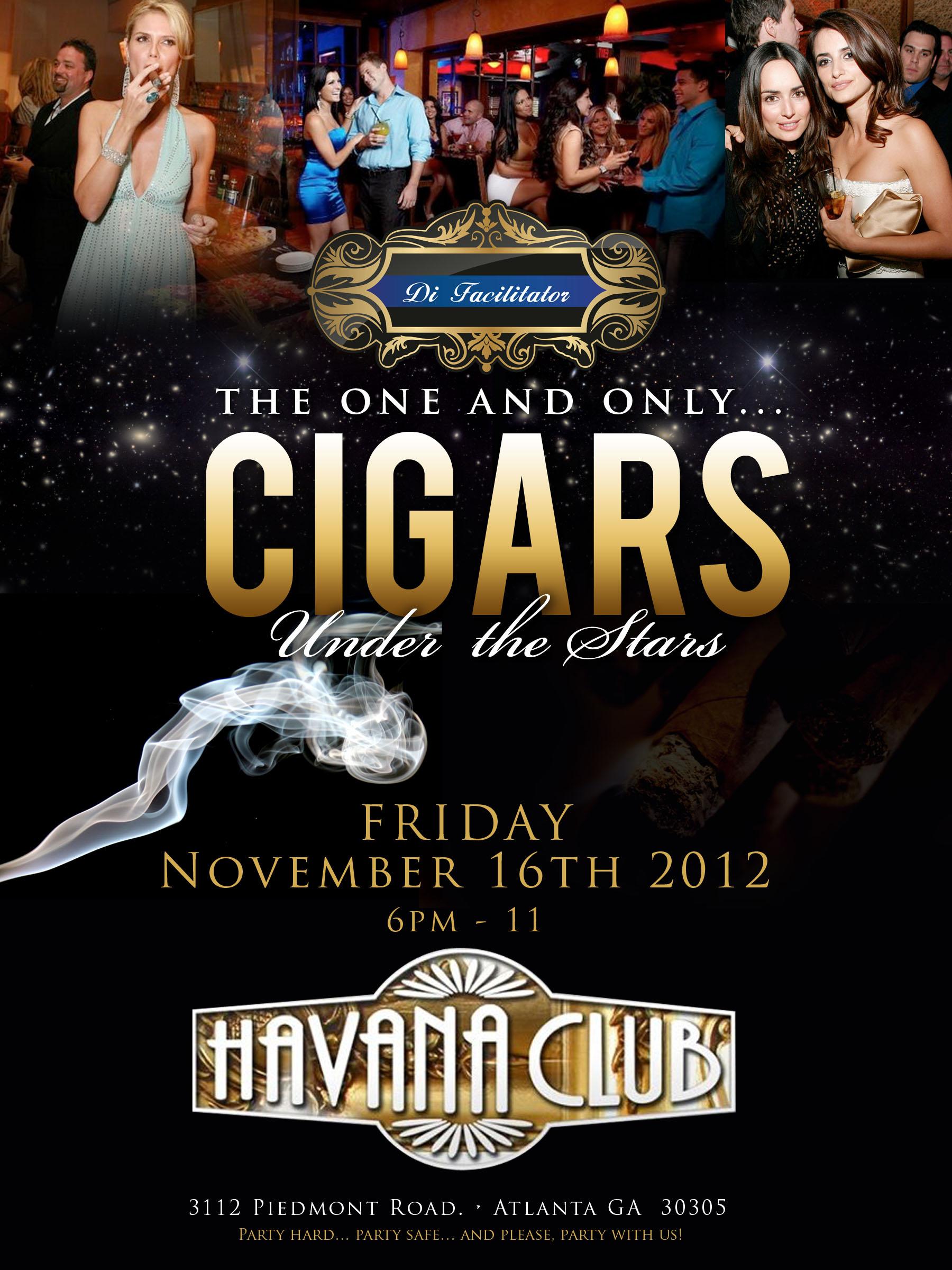 Cigars UnderThe Stars