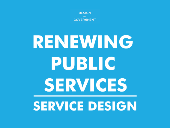 Renewing public services