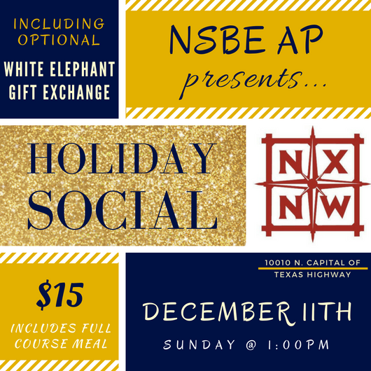 holiday social 2016 nsbe ap