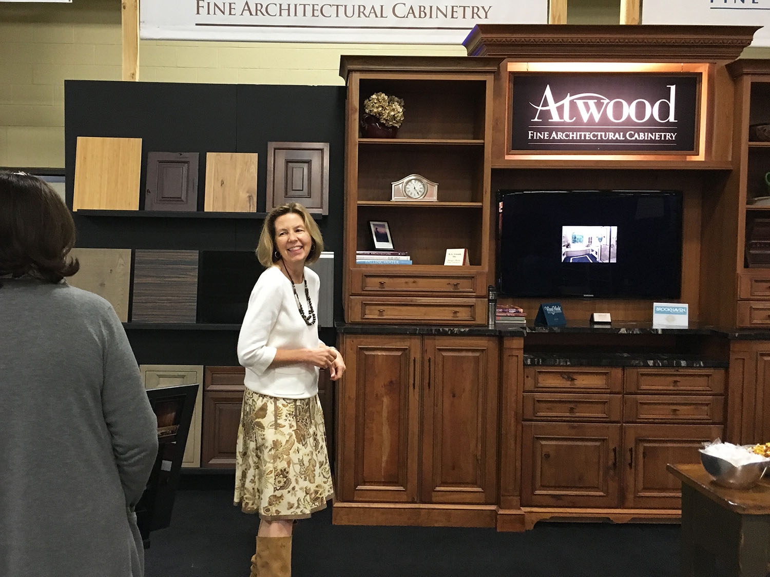 Find your new kitchen at the WNC Home Expo