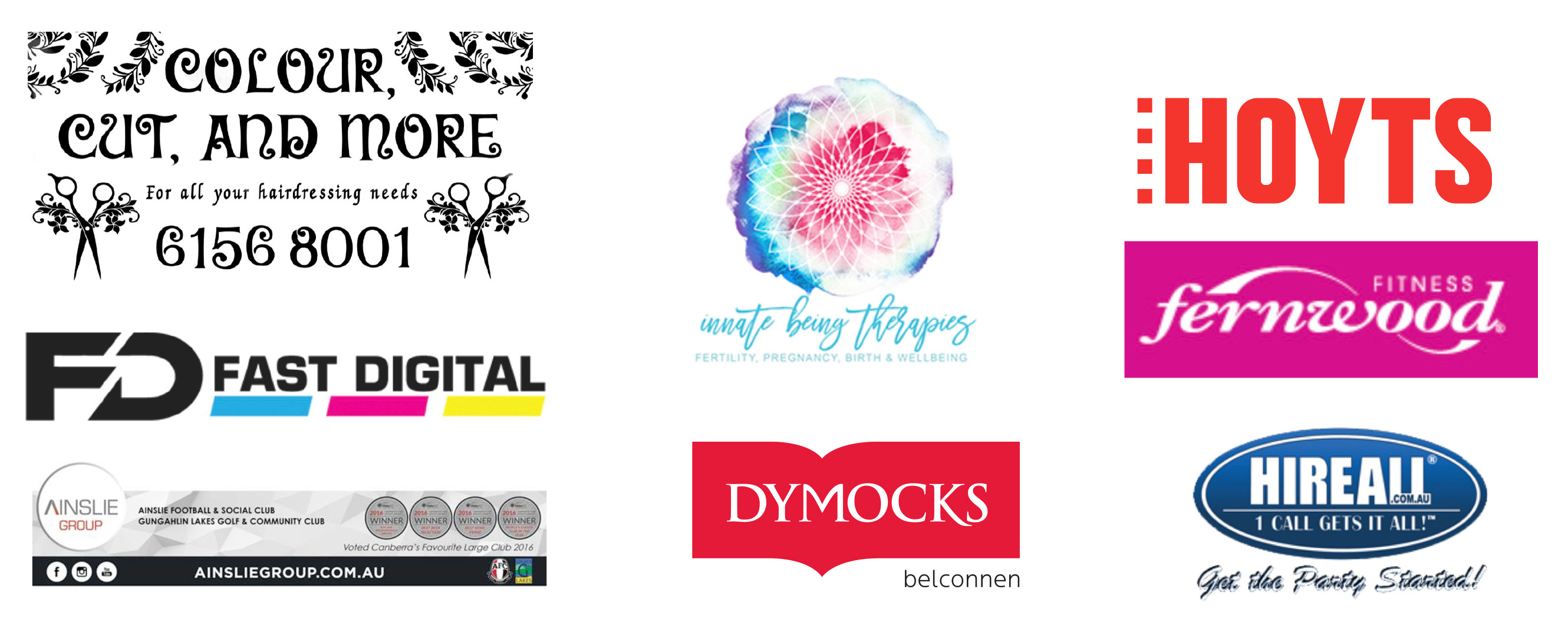 Sponsors for EndoWomanArt