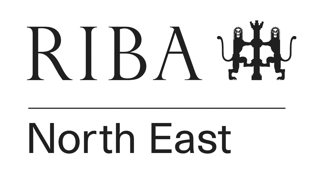 RIBA North East Logo