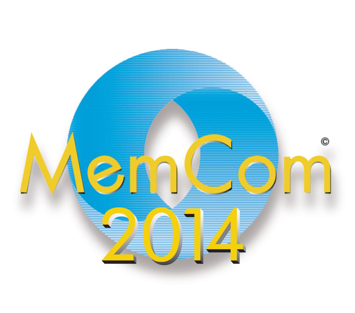 MemCom 2014 Conference Agenda