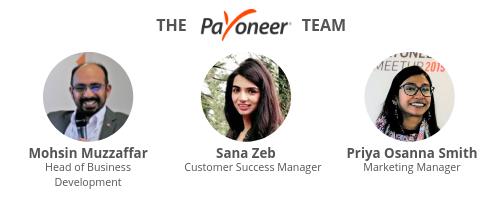PK Payoneer Team