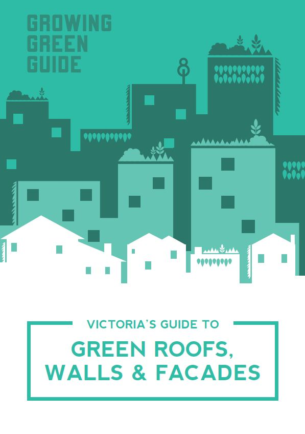 Growing Green Guide guidelines front page