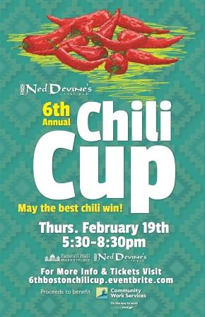 6th Annual Chili Cup