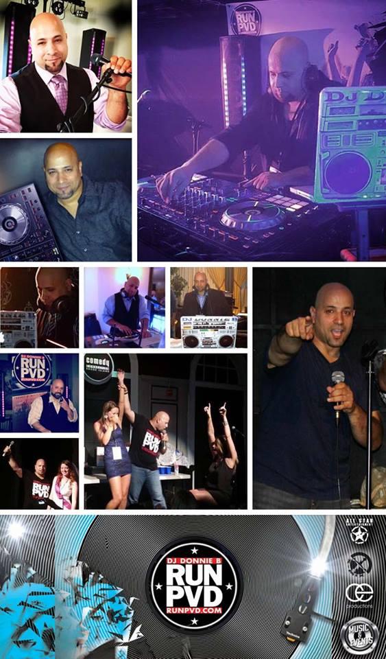 Organizer: DJ DONNIE BENNETT