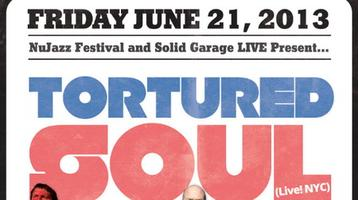 Tortured Soul Live @ Wrong Bar Toronto (Fri June 21st)
