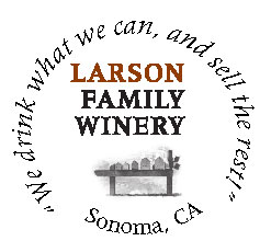 Larson Family Winery Logo