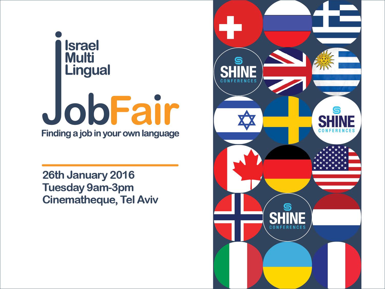 Language job fair
