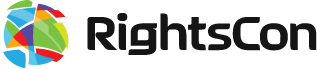 logo for RightsCon