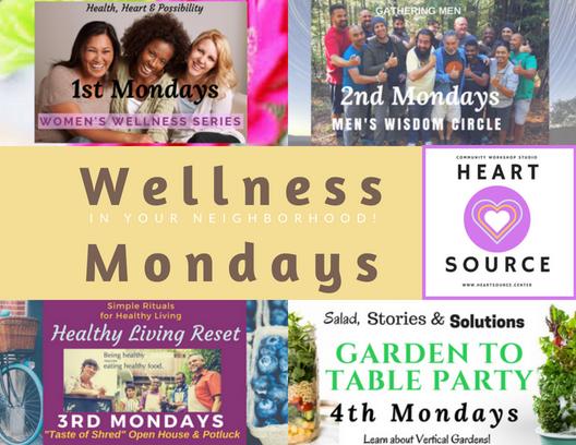 Wellness Mondays at Heart Source