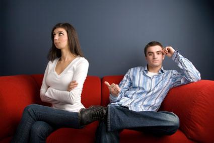 conflict body language