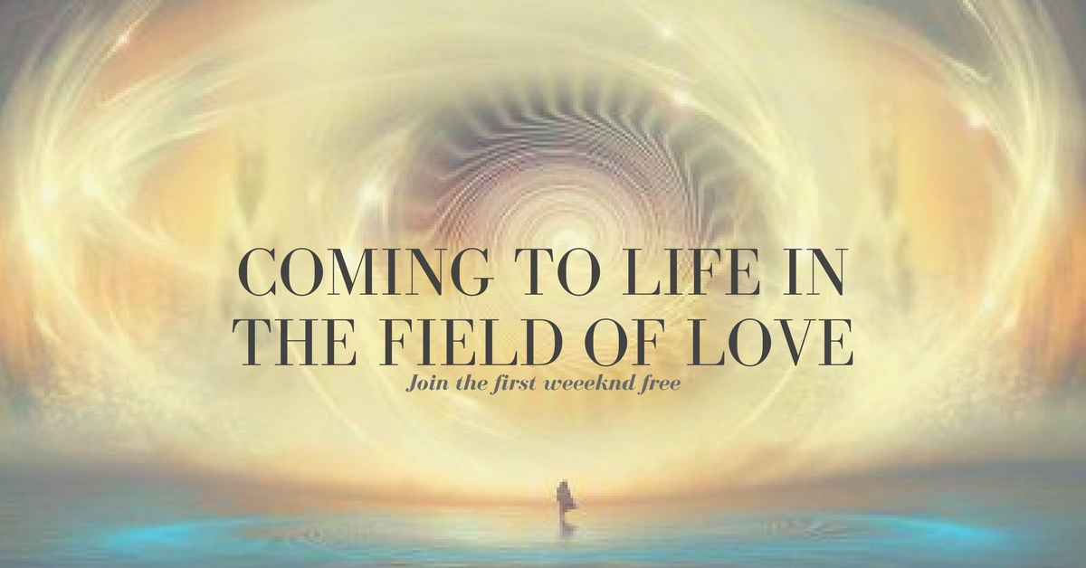 Coming to Life in the Field of Love