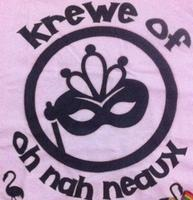 Ride in SpanishTown Parade 2013 w/the Krewe of Oh Nah Neaux