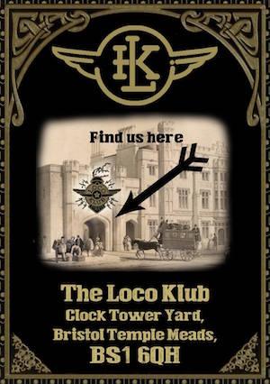 Loco Klub Location Image