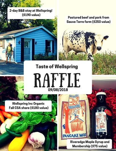 Raffle Prizes!