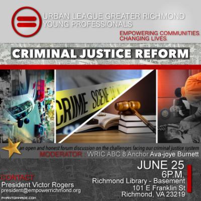 Criminal Justice Flyer
