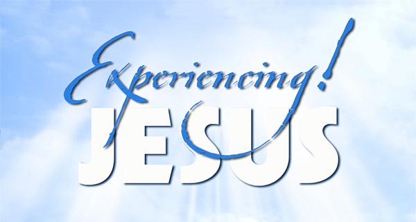Experiencing Jesus Banner