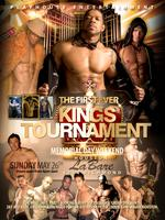 "The Real Life ""Magic Mikes""... KING'S TOURNAMENT"