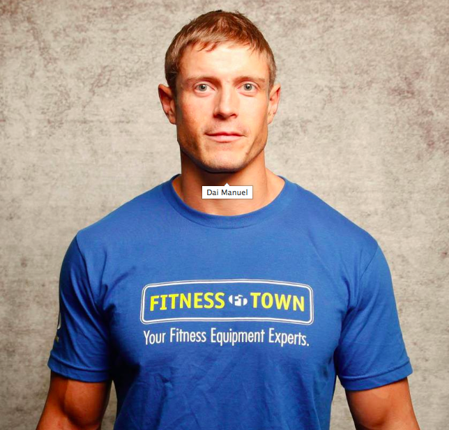 Dai Manuel - Fitness Blogger