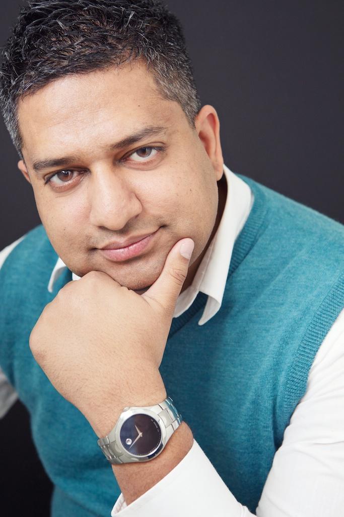 Ricky Shetty - YVR Blogger organizer