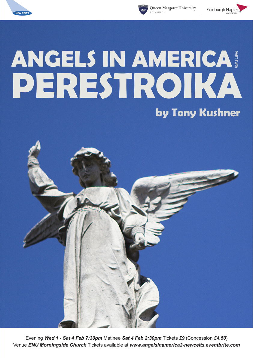 a literary analysis of angels in america by tony kushner A committed political writer, kushner often focused on public themes  drama  angels in america (1991–92), which combined comedy with pain, symbolism   and as the director of angels in america, a tony award-winning drama by  white.