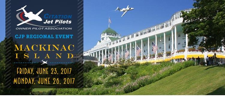 CJP Mackinac Island - June 23rd to June 26th